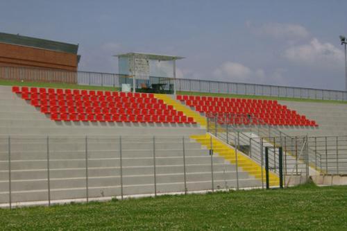 """Il Rugby Stadium """"Otello Gerli"""""""