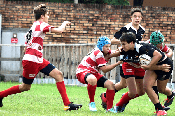 Under 16 debutta con il piede giusto, esordio del mini-rugby