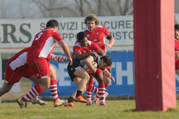 Rangers Rugby Vicenza vs Rugby Udine Union FVG