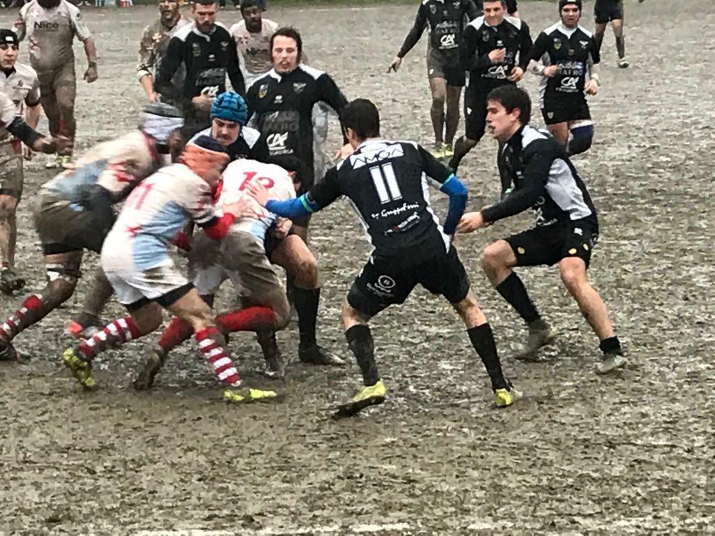 Cadetti della Rugby Udine