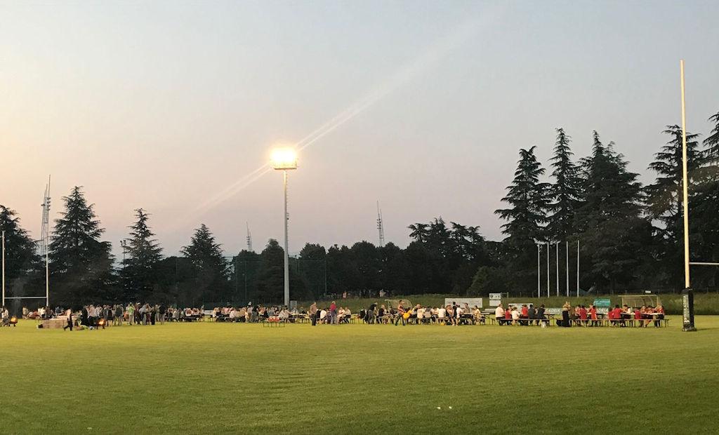 Da palo a palo, la grande festa di fine stagione al Rugby Stadium