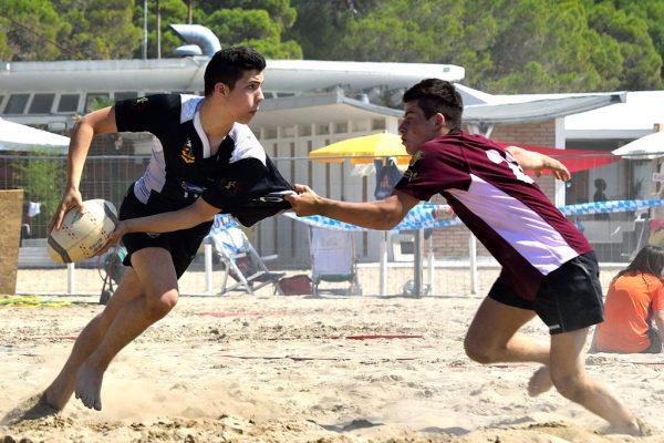 Junior Beach Rugby 2018