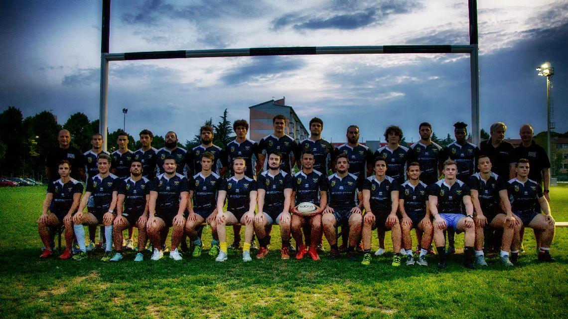 La Prima Squadra della Rugby Udine