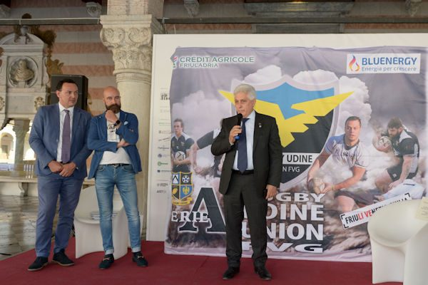 su il sipario sulla Rugby Udine