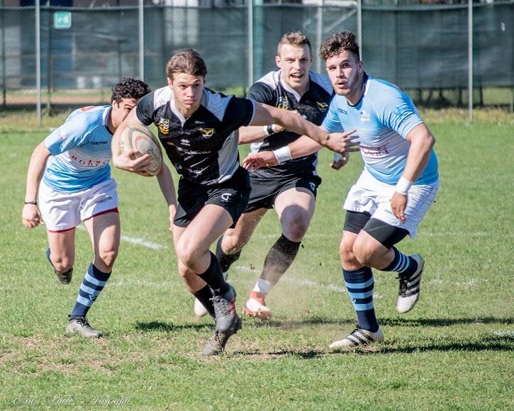 prestazione magistrale della Rugby Udine
