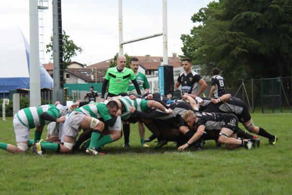 La squadra cadetta della Rugby Udine FVG ha mantenuto la serie C1