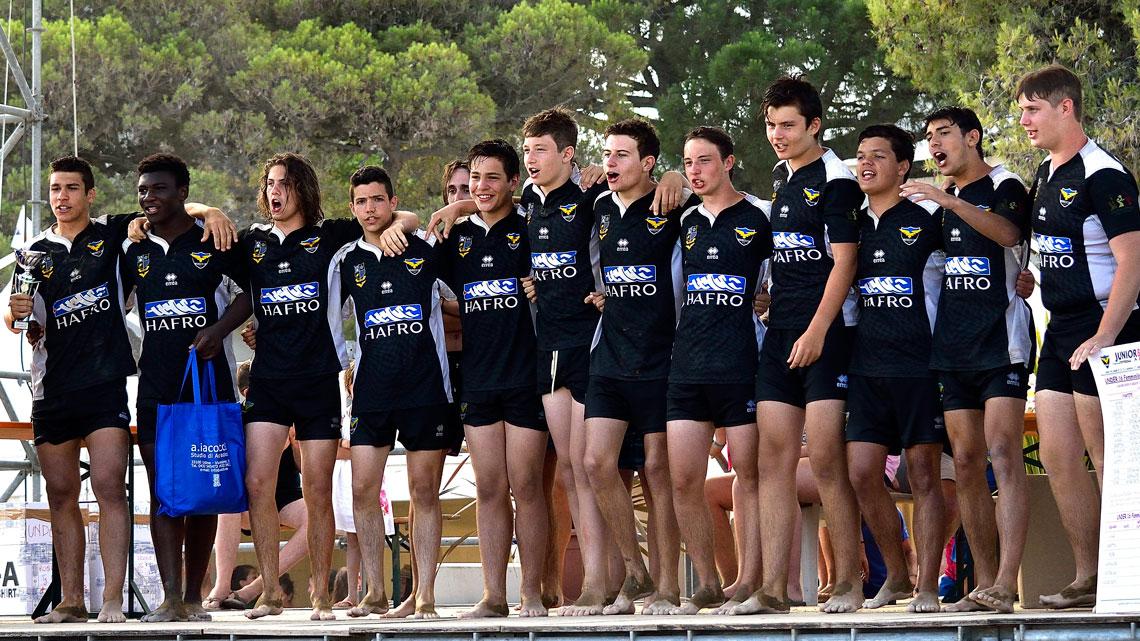 Junior Beach Rugby