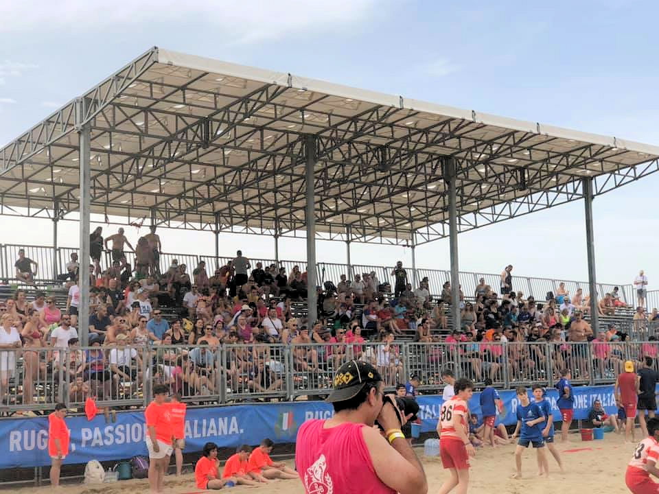 Junior Beach Rugby 2019