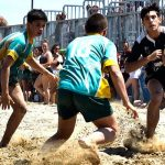 Junior Beach Rugby 2019