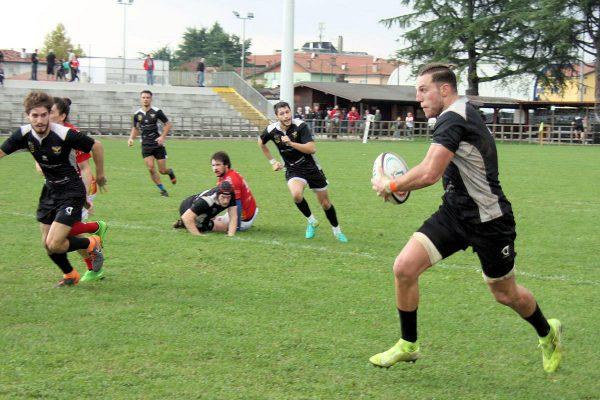 brutto esordio della Rugby Udine