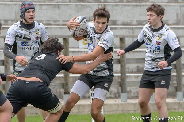 Fermi i Seniores. Riflettori puntati su Under 18, 14 e Mini-Rugby