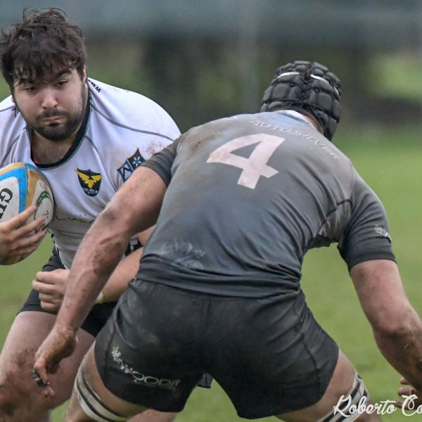 Una Rugby Udine coraggiosa cade in casa contro la capolista Verona