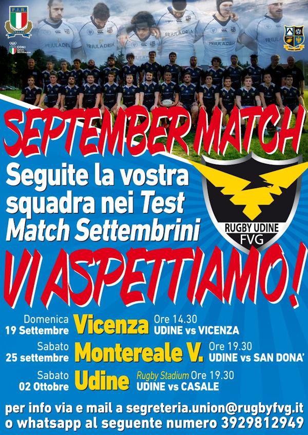 September Match